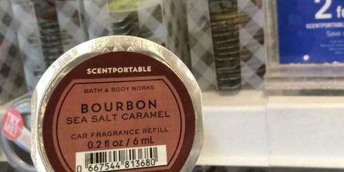 Bath & Body Works Car Fragrance Refills from $1.80 (Regularly $4)