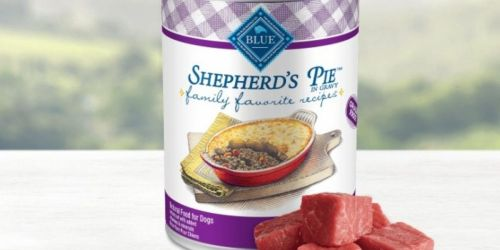Blue Buffalo Canned Dog Food 12-Pack Only $8.83 (Regularly $25)