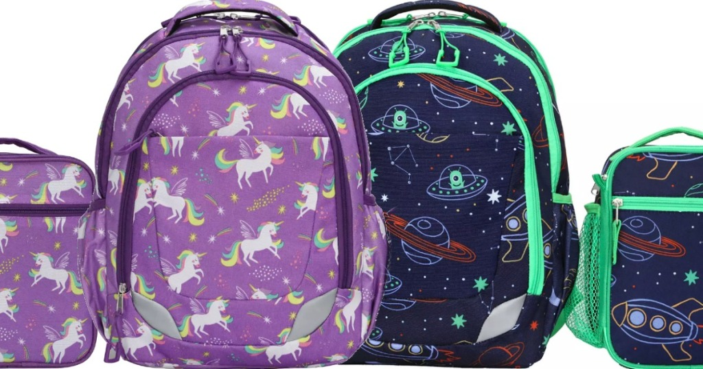 CRCKT Backpack Sets