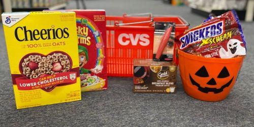 Best CVS Weekly Ad Deals 10/25-10/31 | BOGO Groceries & Candy, Cheap Makeup & More