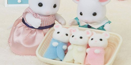 Up to 55% Off Collectible Toys & Dolls on Amazon   Calico Critters, Adora Dolls & More
