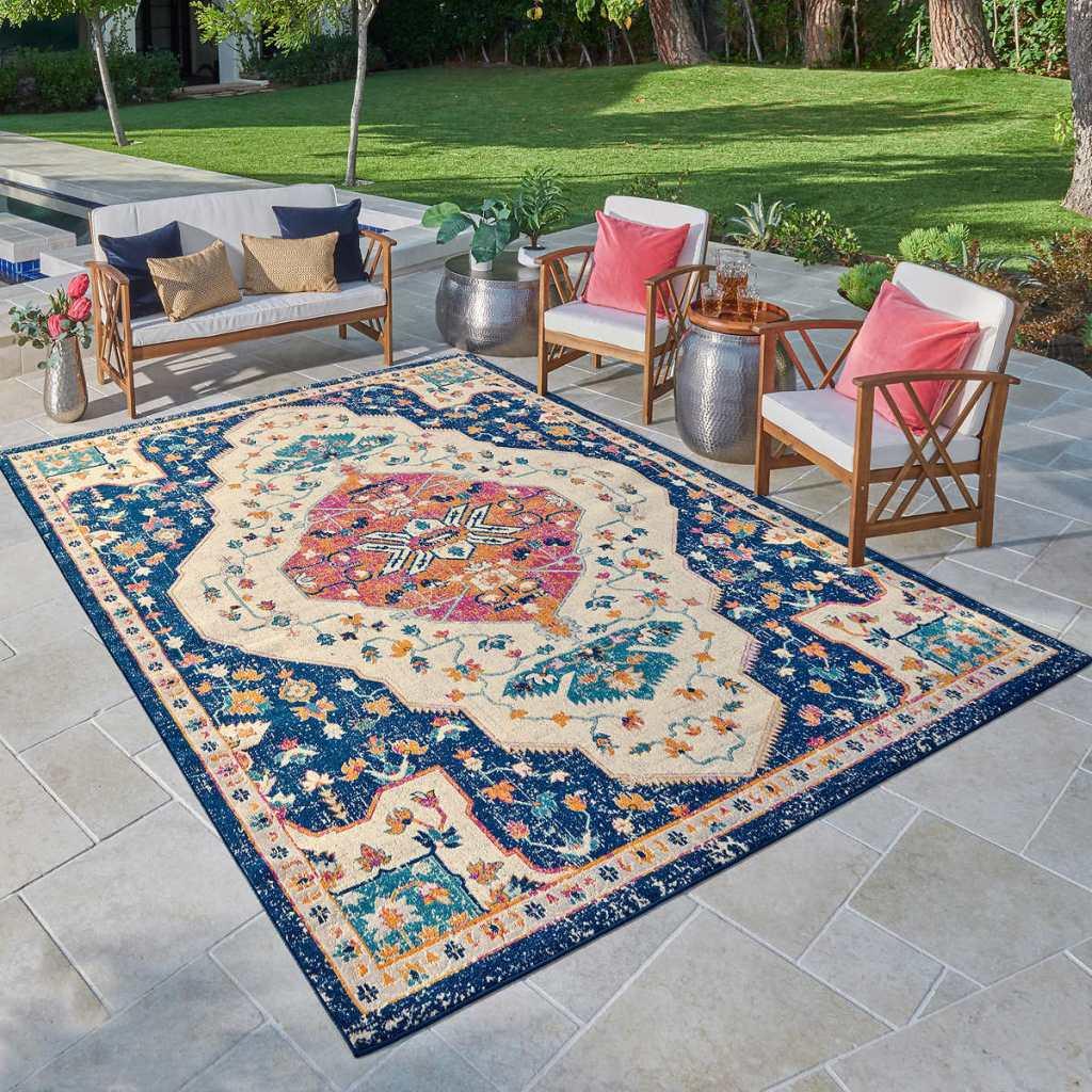 Caragh Indoor Outdoor area rug