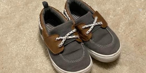 Up to 70% Off Kids Shoes, Sandals & Boots + Free Shipping for Kohl's Cardholders