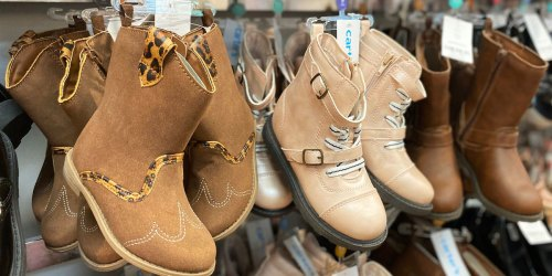 Up to 75% Off Carter's Sneakers, Sandals, Boots & More