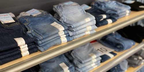 30% Off Cat & Jack Jeans, Sweatshirts & More on Target.com