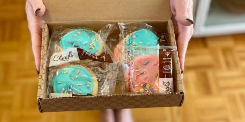 Cheryl's Cookies Unicorn Sampler + $10 Reward Card Only $9.99 Shipped
