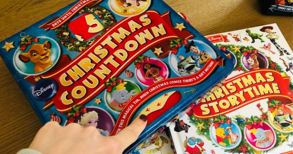 Disney & marvel Christmas Countdown Tins