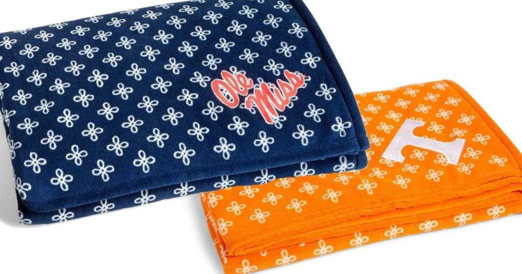 Collegiate Throw Blankets