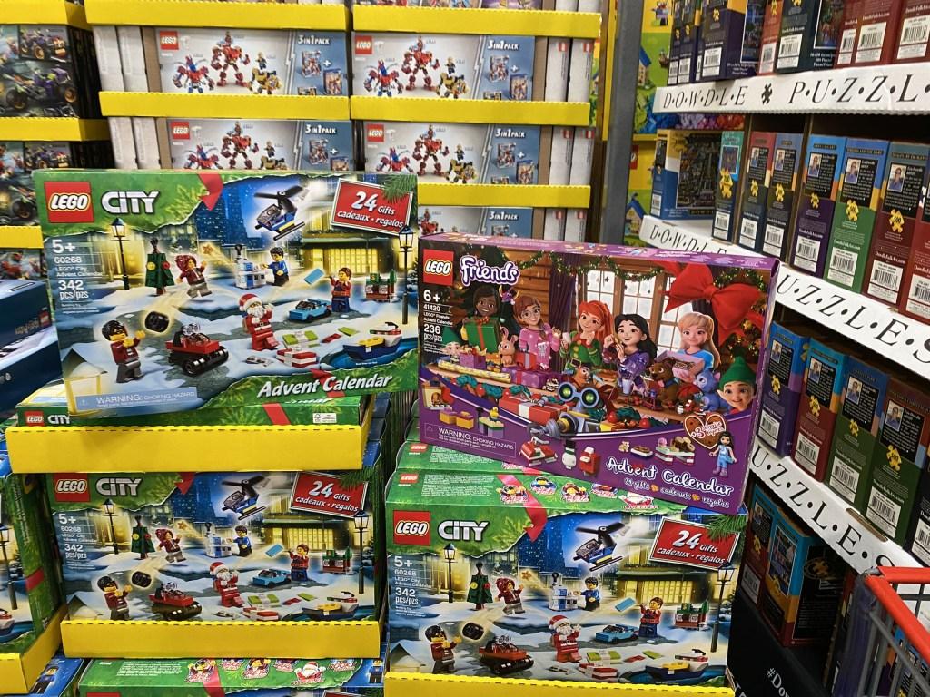 Costco LEGO Advent Calendars