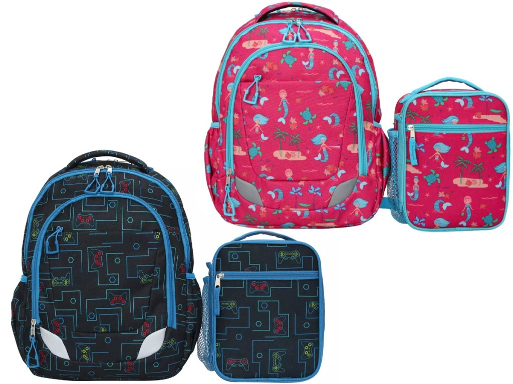 Crckt Backpack Lunch Sets