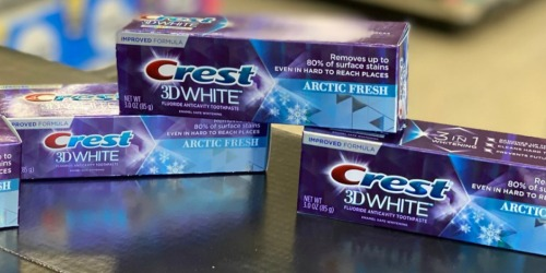 GO! Over $14 Worth of Oral-B & Crest Products Just 97¢ After Walgreens Rewards