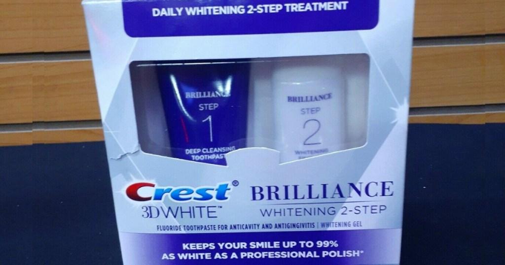 Crest Brilliance Kit