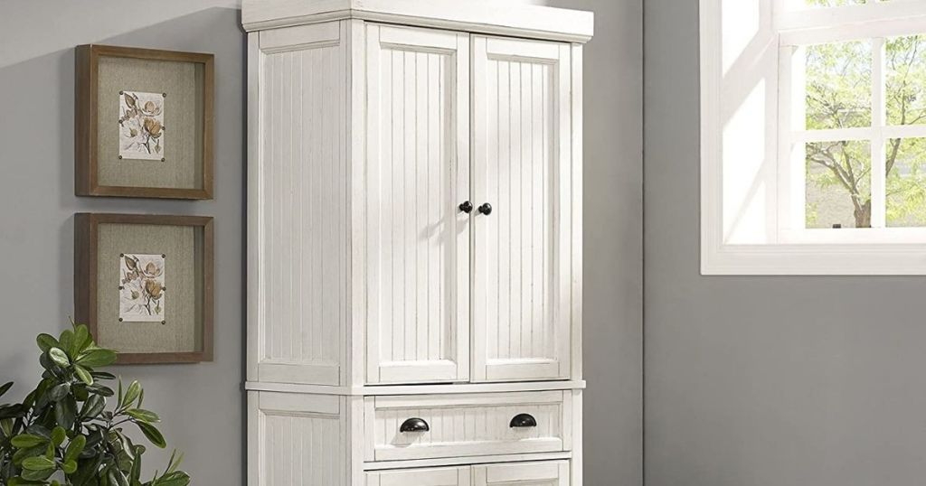 Crosley Seaside Kitchen Pantry Only 305 Shipped On Home Depot Hip2save