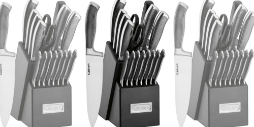 Cuisinart 17-Piece Knife Set Only $59.99 Shipped on Amazon