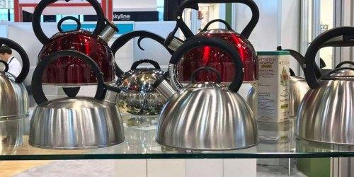 Cuisinart 2-Quart Stainless Steel Tea Kettle Only $9.99 on BestBuy.com (Regularly $30)