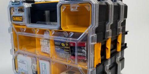 DeWalt 10-Compartment Organizer Only $9.97 on HomeDepot.com (Regularly $20)