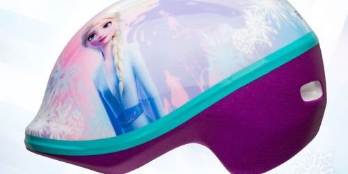 Disney Frozen Bell Bike Helmet Just $8.58 on Walmart.com