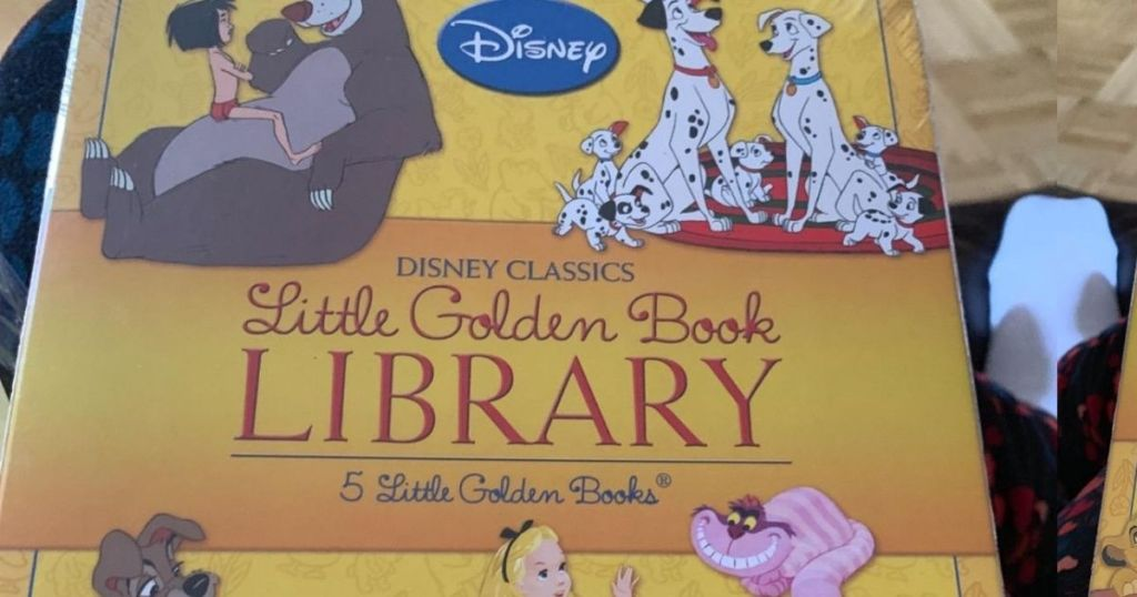 Disney classics little golden book