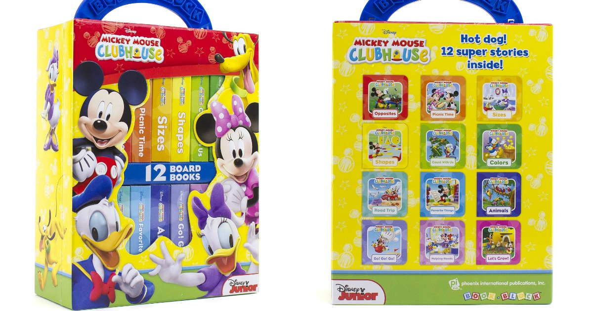 stock images of disney board book packaging