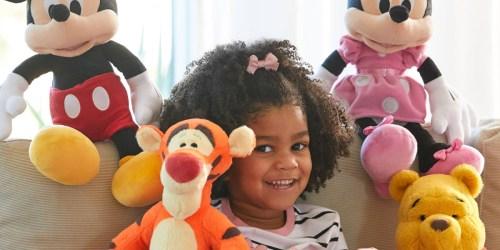 Buy One, Get One FREE Disney Plush Toys