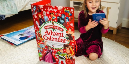 Disney Storybook Advent Calendar Only $19.99 on Amazon (Regularly $30) | Includes 24 Books