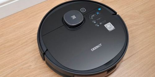 Ecovacs DEEBOT Vacuuming & Mopping Robot Just $449.99 Shipped on BestBuy.com (Regularly $700)