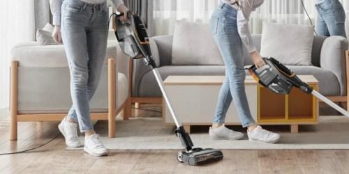 Eureka Flash Lightweight Stick Vacuum Only $92.99 Shipped on Amazon (Regularly $140)