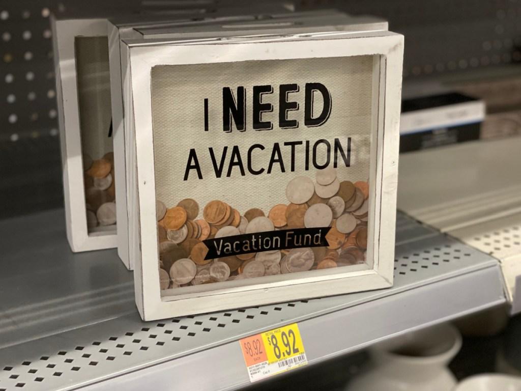 I need vacation fund bank