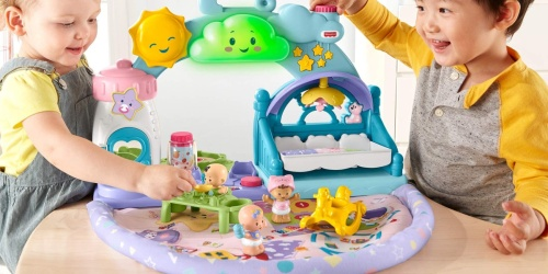 Over 50% Off Fisher-Price Toys on Target.com (Little People Babies Playset Just $20 – Regularly $40!)