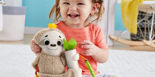 Up to 45% Off Baby Toys on Amazon | Fisher-Price, Infantino & More