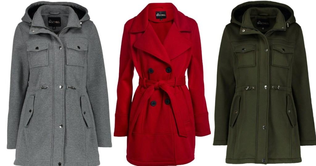 Fleece Coats from Zulily