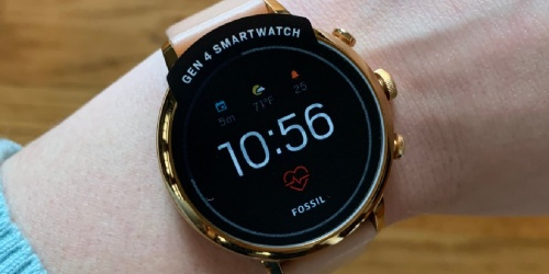 Fossil Gen 4 Smartwatch Only $99 Shipped on Target.com (Regularly $275)