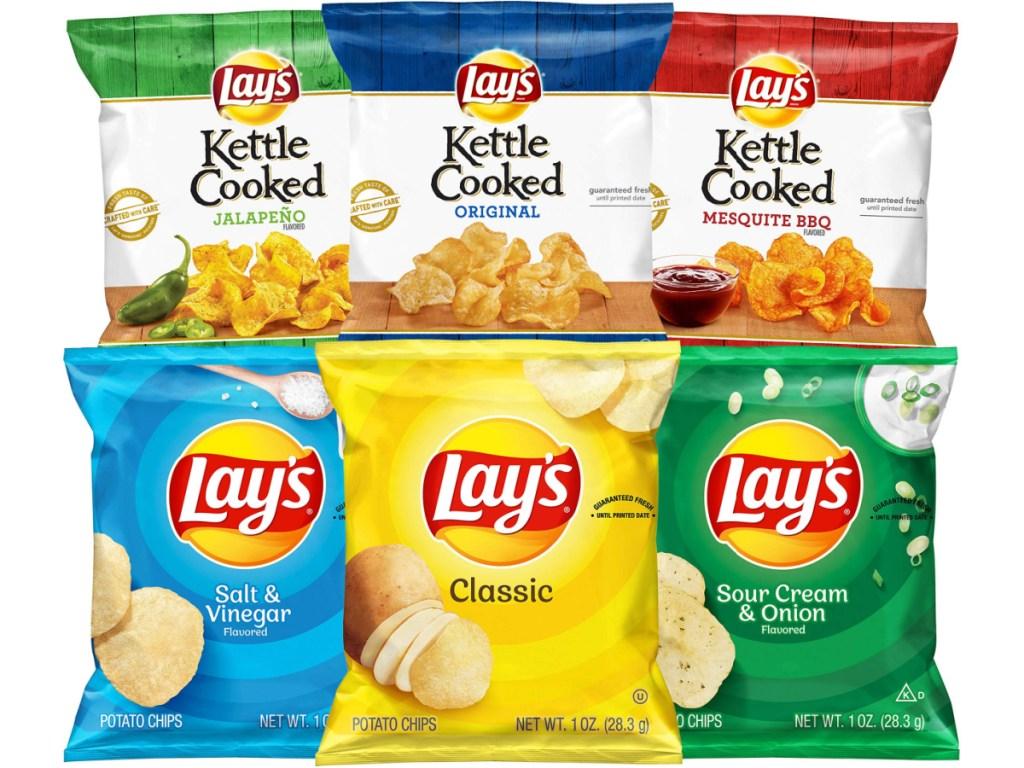 lay's potato chip variety pack on amazon