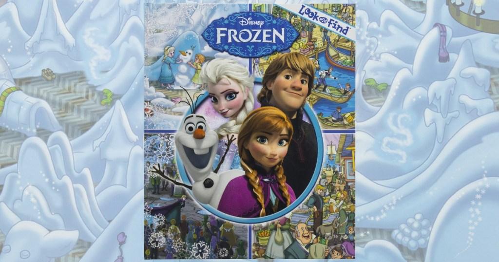 Frozen Look Find Book