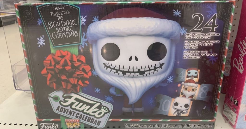 Funko Nightmare Before Christmas Advent Calendar
