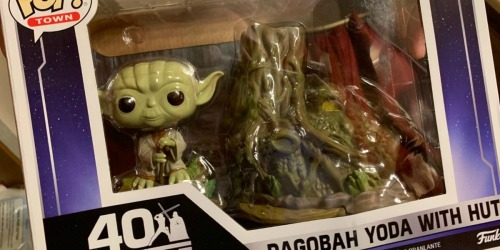 Funko POP! Town Star Wars Yoda's Hut Only $17.97 on Amazon (Regularly $33)