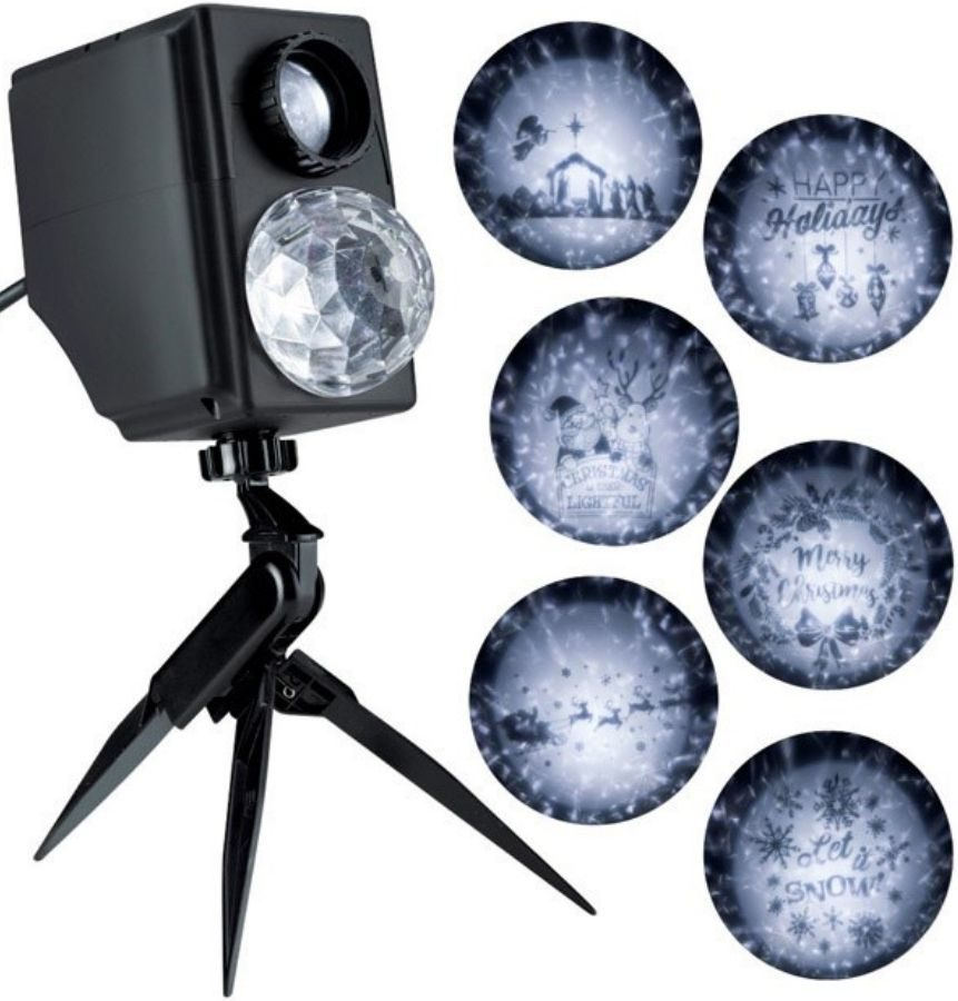 GEMMY LED Christmas Projector