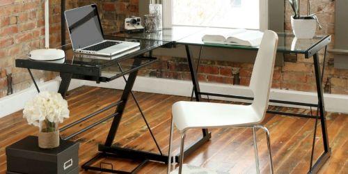 Corner Computer Desk Just $119.99 Shipped on Target.com (Regularly $160)