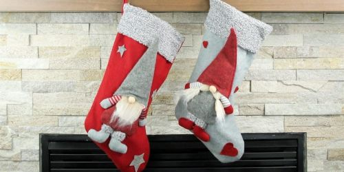 Adorable Swedish Gnome Stockings Only $10.99 Each Shipped
