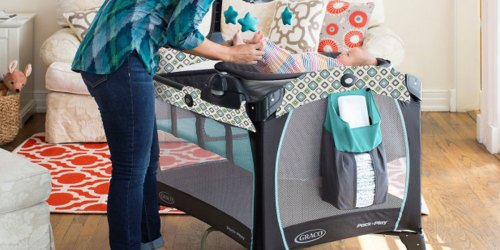 Graco Portable Seat & Changer Pack 'n Play Just $82 Shipped (Regularly $160)