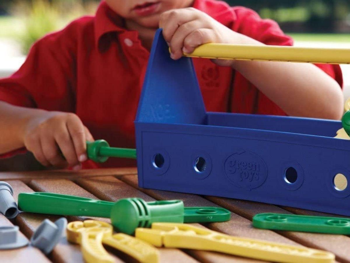 Green Toys Tool Box