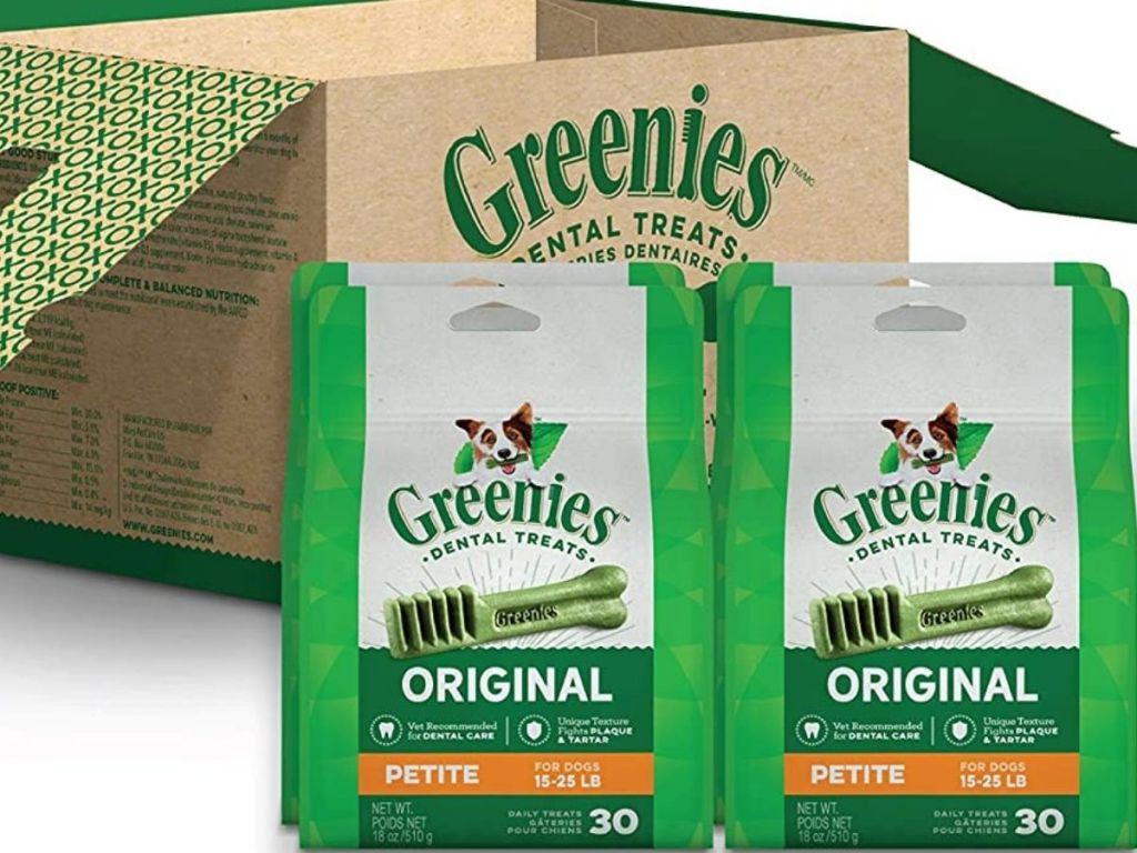 Greenies Petite Original Dental Treats
