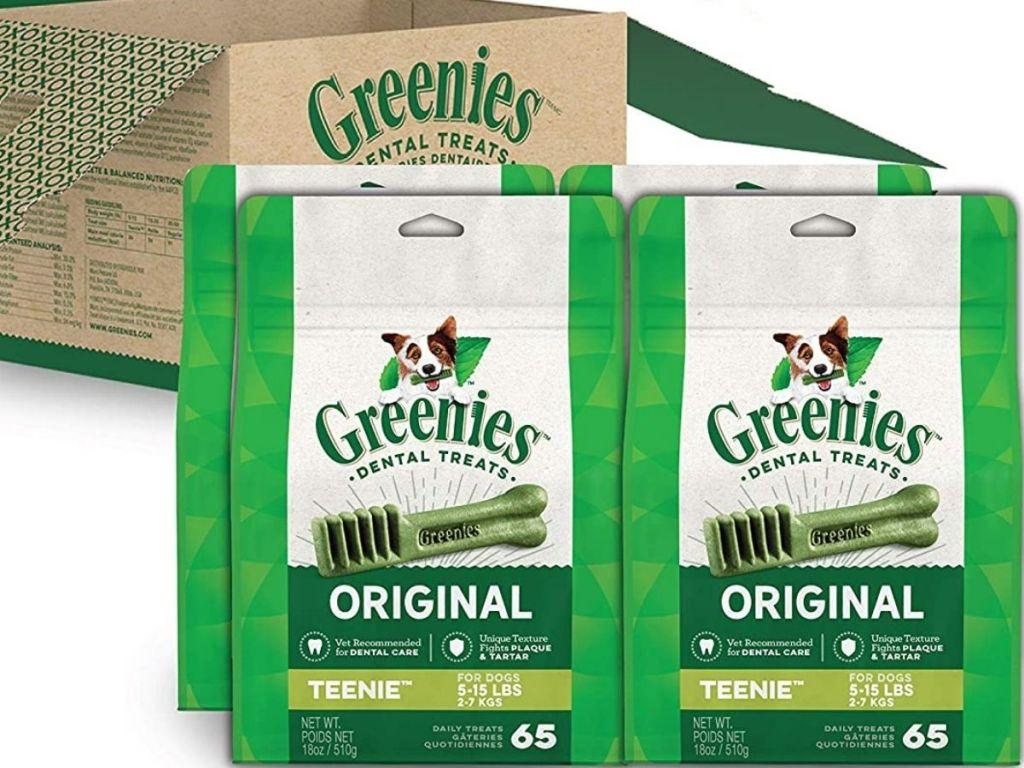 Greenies Teenies Dental Treats