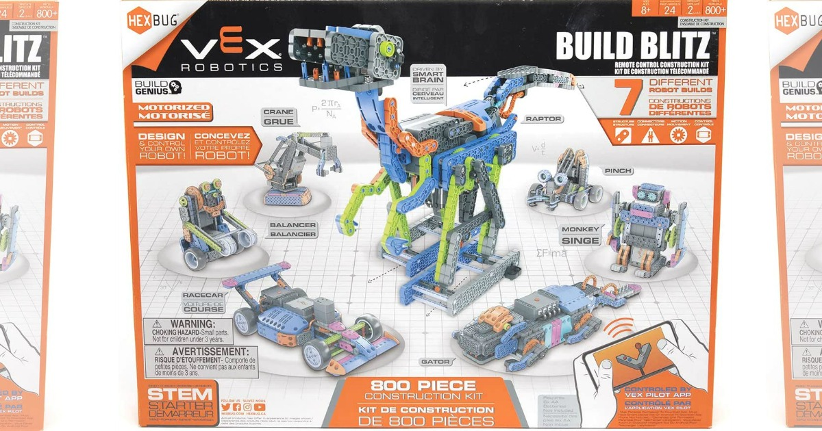 HEXBUG Vex set