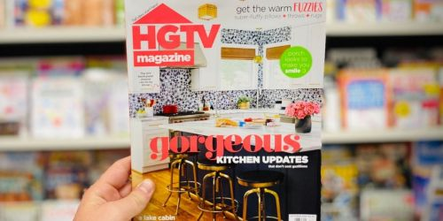 Magazine Subscriptions Only 99¢ on Amazon | HGTV, Taste of Home & More