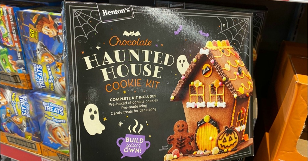 Haunted House Cookie Kit