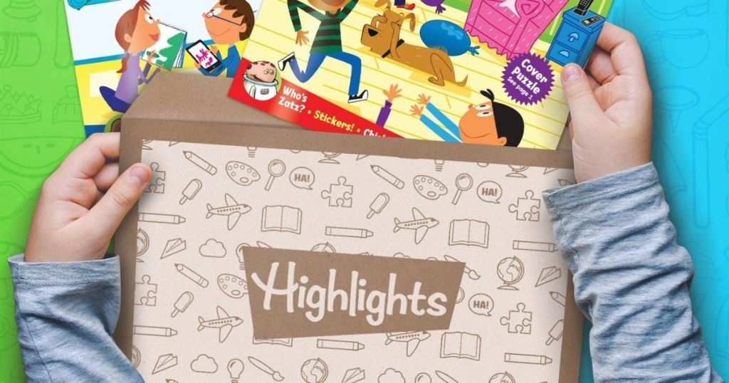 Highlights Subscription Boxes