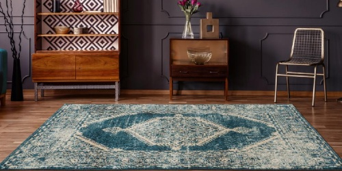 HUGE 12×15 Area Rugs from $52 Shipped on Lowes.com (Similar Styles Sell for $266+)