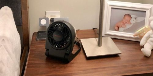 Honeywell Turbo Personal Fan Just $8.39 on Amazon (Regularly $13)