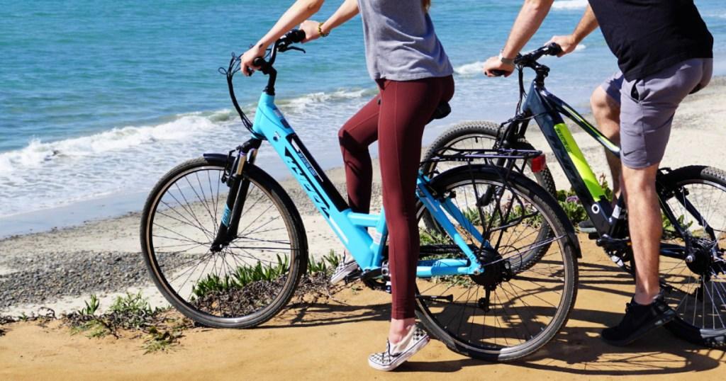 Hyper E-ride Electric Mountain Bike for women
